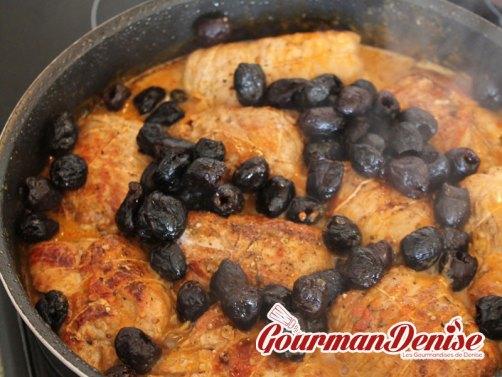 paupiettes olives noires