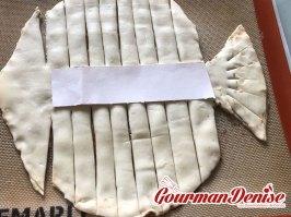 Poisson pâte à tartiner