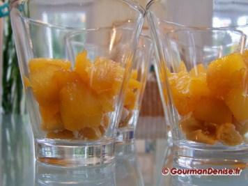 Ananas poêlé