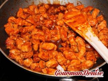 chili au poulet