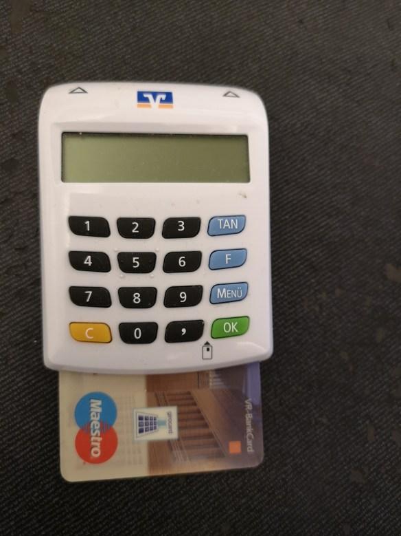 Kreditkarten-Betrug
