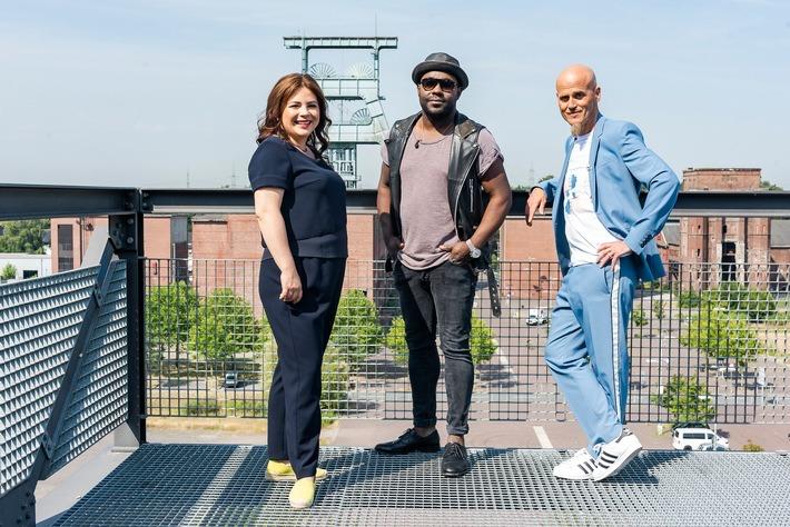 MasterChef Jury 2019 Groß, Müller, Zacherl