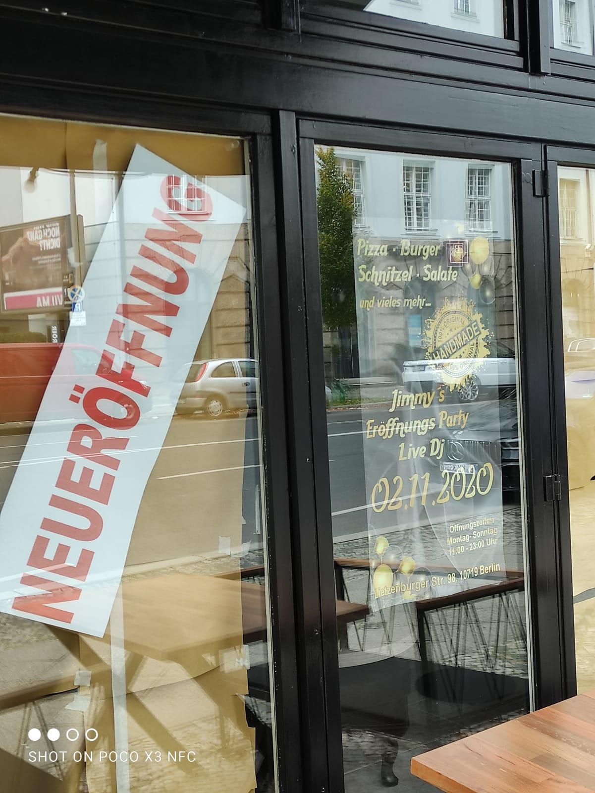 Überall machen neue Restaurants auf!