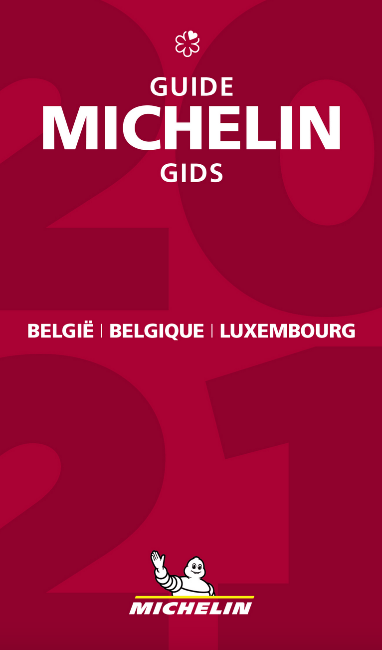 Michelin Guide Belgien und Luxemburg 2021