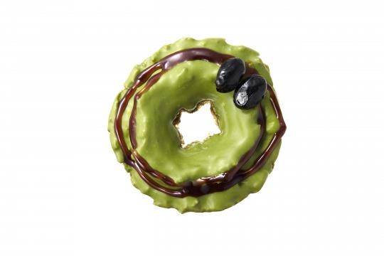 s_Kuromitsu & Green Tea Cake
