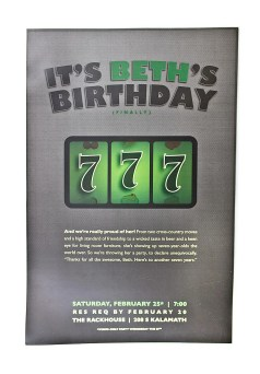 Beth's-7th-Birthday-Poster
