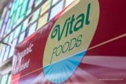 Vital Foods Vinyl Banner