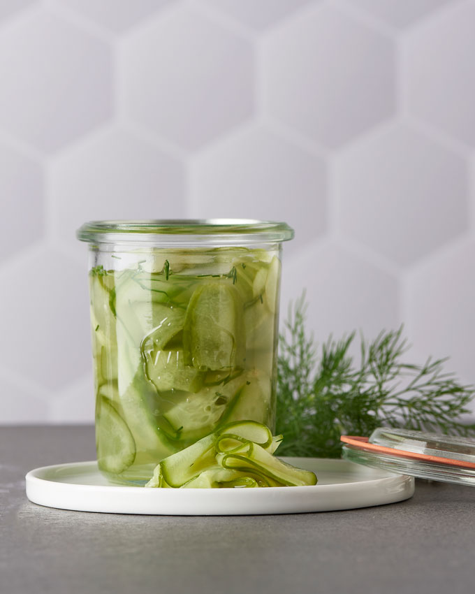 refrigerator pickle ribbons