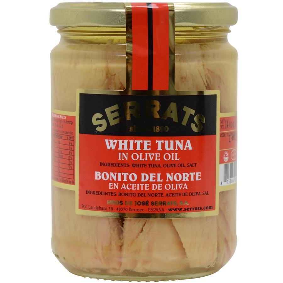 White Albacore Tuna In Olive Oil Gourmet Albacore Tuna
