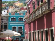 An Easy (and Free!) Self Guided Walking Tour of Guanajuato in Central Mexico