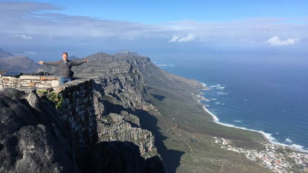 Two week itinerary in South Africa