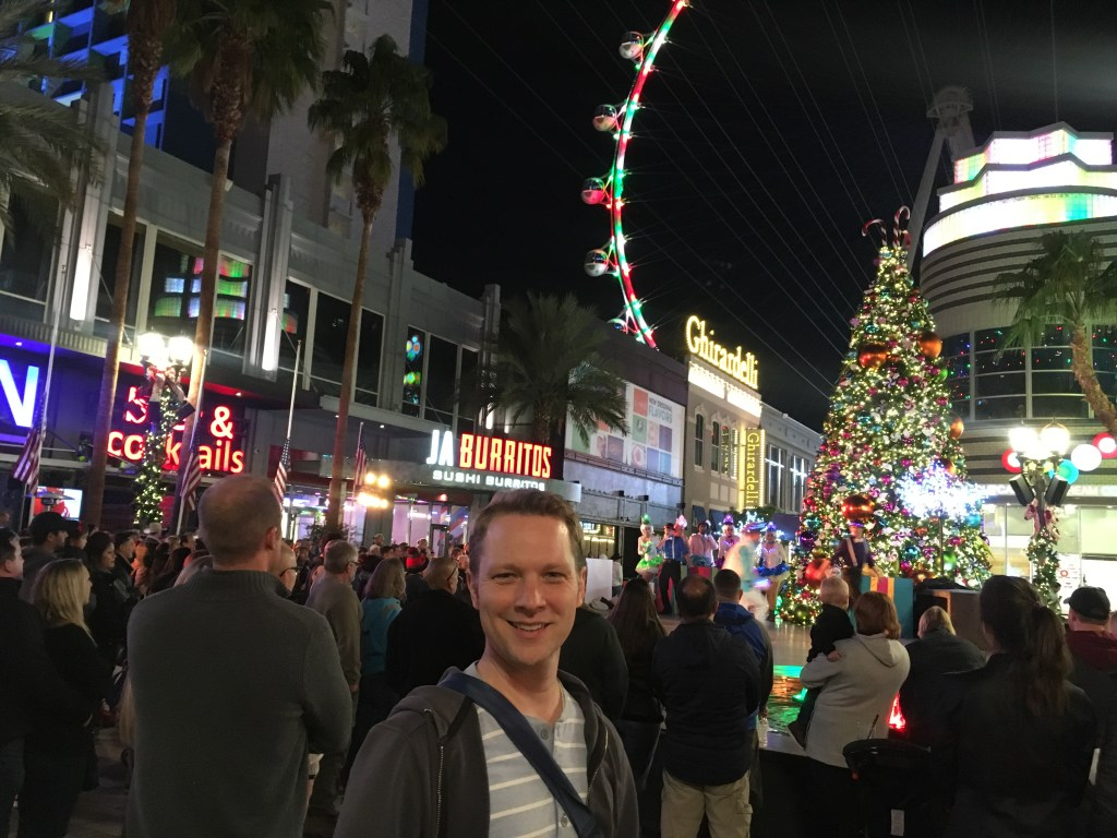 Christmas in Vegas - recommendations to do in Vegas if you hate Vegas