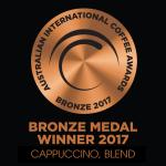 AICA-Cappuccino-Blend-Award