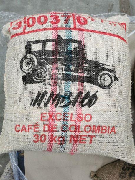 Colombian Jambalo Coffee Bag