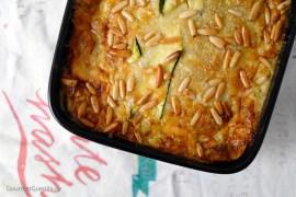 Zucchini-Quark Lasagne |GourmetGuerilla.de