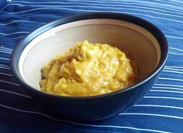 Asiatisches Kartofflpüree