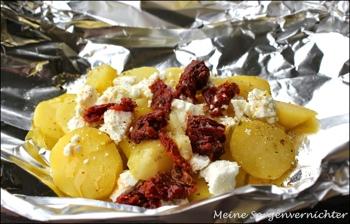Hippe Knolle Grillpaeckchen #gourmetguerilla #reweregional #hippeknollen #kartoffelrezepte
