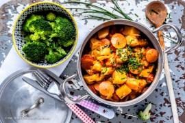 (LCHF Rezept) Schwedischer Wursttopf  GourmetGuerilla.de