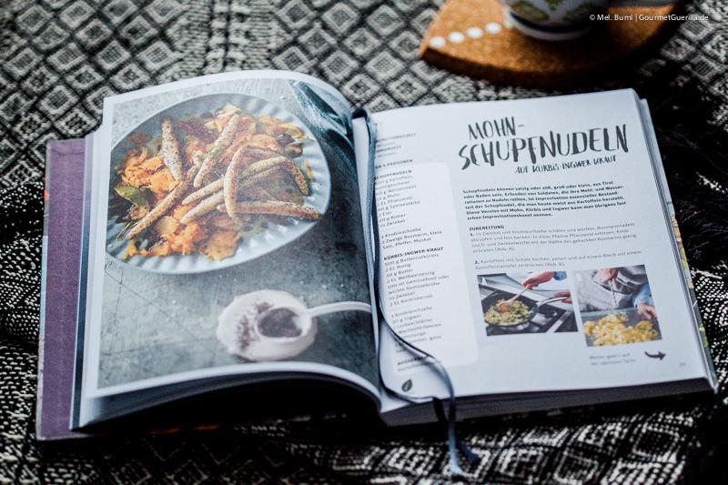 Kochbuch Deine Küche von REWE  GourmetGuerilla.de