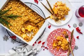 North Carolina Weihnachts-Auflauf mit Ananas und Cheddar |GourmetGuerilla.de
