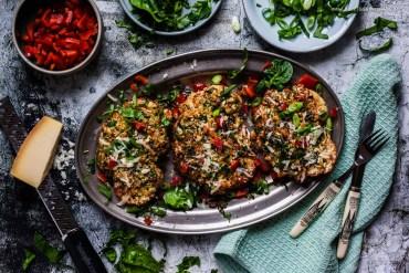 Low Carb Blumenkohl-Steak mit knuspriger Jalapeno-Kaesekruste unter 300 kcal  GourmetGuerilla.de-8433