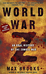 "REVIEW: ""World War Z"" by Max Brooks (2006)"