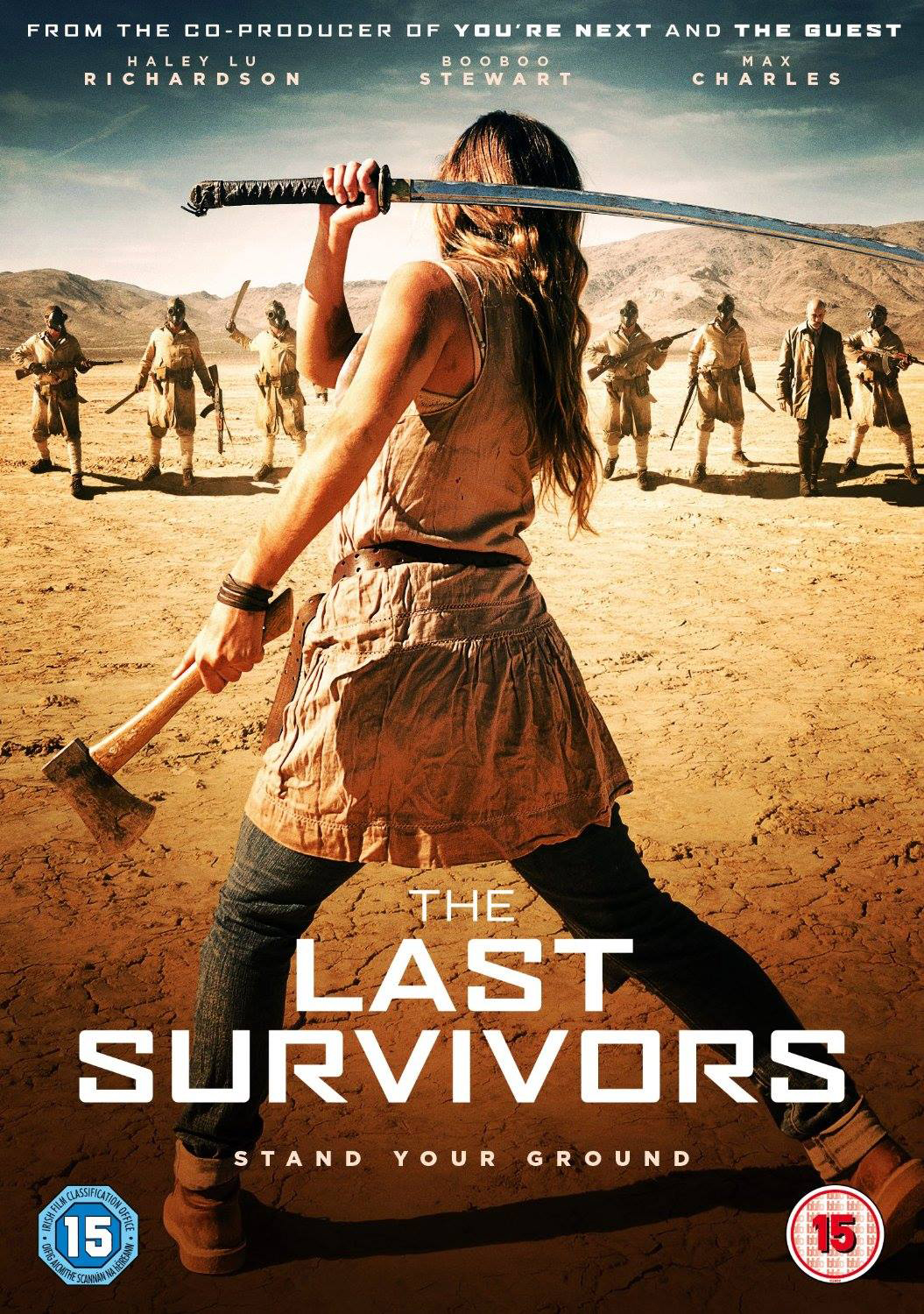 POSTER for 'The Last Survivors' (2014)
