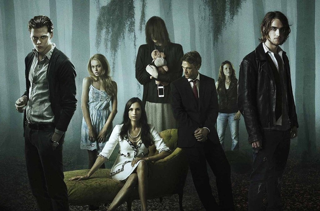 "For final season of Netflix horror series 'Hemlock Grove' (out Oct. 23rd) ""all will be revealed"""