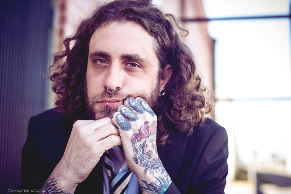 'Deeper Than Hell' creator/writer Josh Millican
