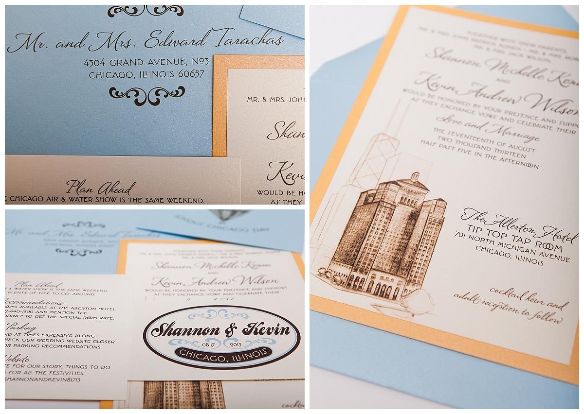 gourmet invitations chicago wedding invitations_0001 - Wedding Invitations Chicago
