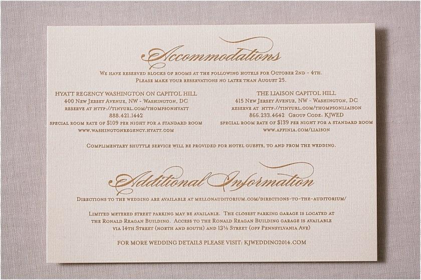 Washington Dc Skyline Invitations 0006