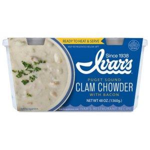 Ivar's Clam Chowder