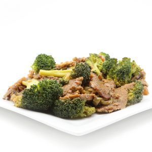 Underground Vegan Beef and Broccoli