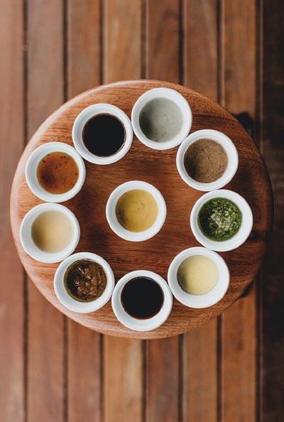 Sauces, Dressings & Seasonings