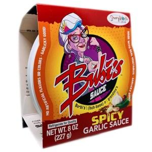 Bubi's Sauce Spicy Square