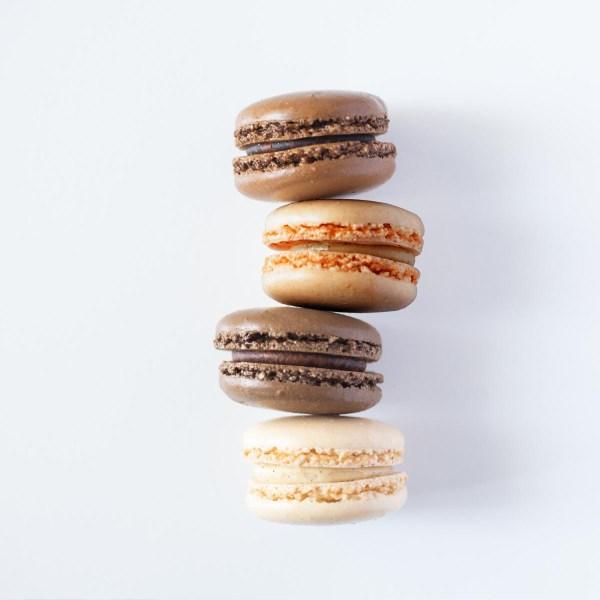 A La Folie Macarons Chocolate Collection