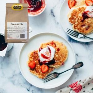 Pancake Mix Feature