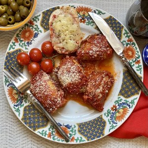 Da Luciano Gluten Free Eggplant Rolatini