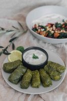 Vegan Dolma Bulgur Wheat Azerbaijan