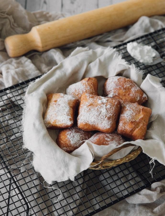 Beignets (Fried Dough Recipe)- Gabon