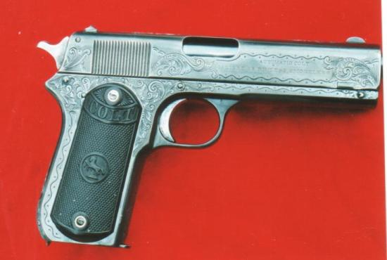 Colt Model 1903 Hammer Pocket