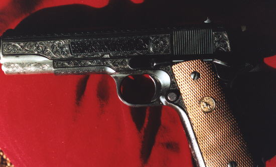 Colt Series 70 Government Model