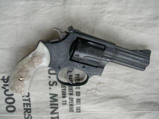 Smith & Wesson Model 36-6