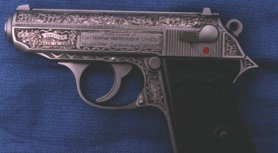 Walthers Pistol