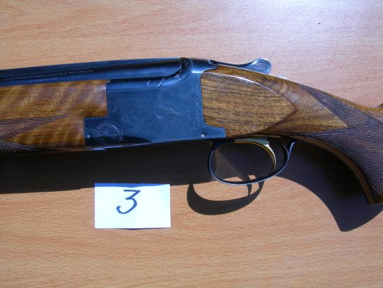 Browning Lightning Superpose O/U shotgun for sale. Like new!