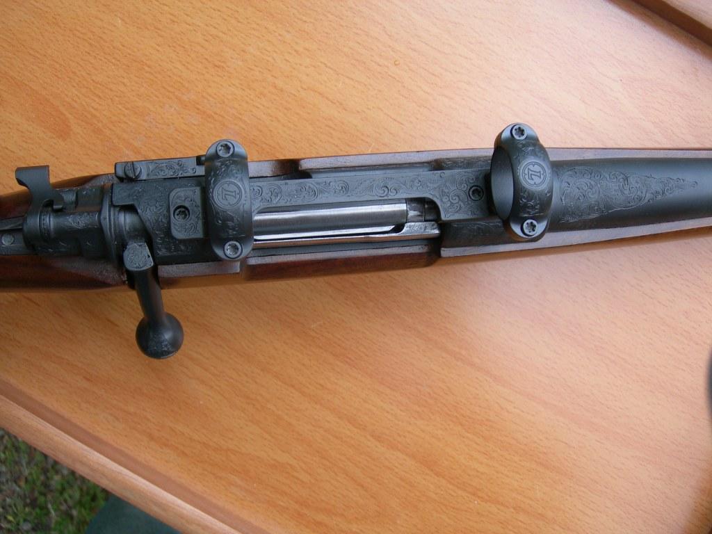 .257 Roberts custom Mauser