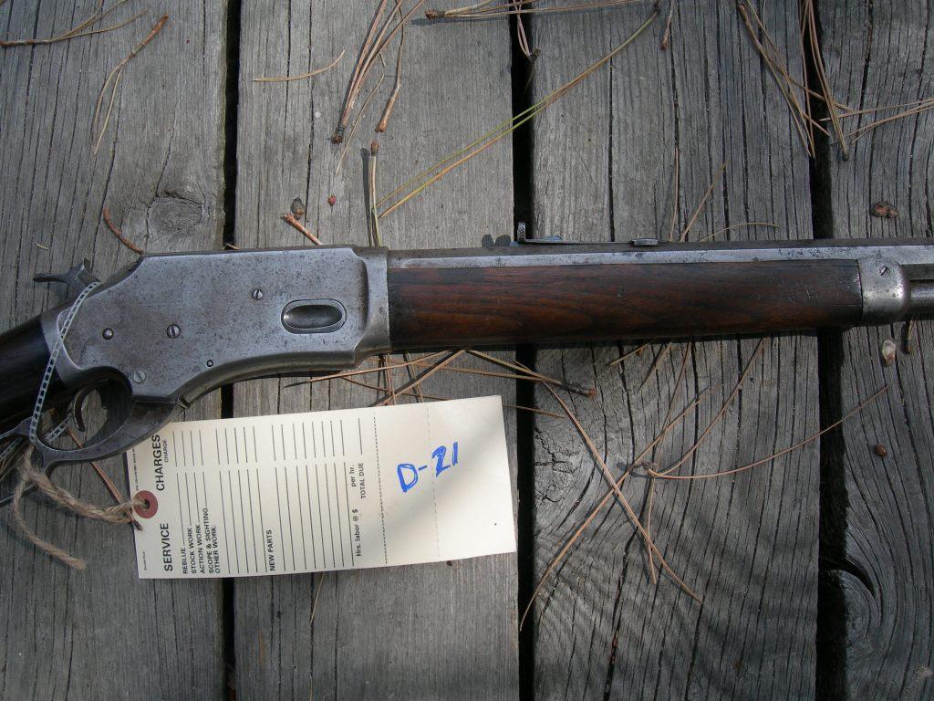 Whitney Kennedy Rifle (44/40)