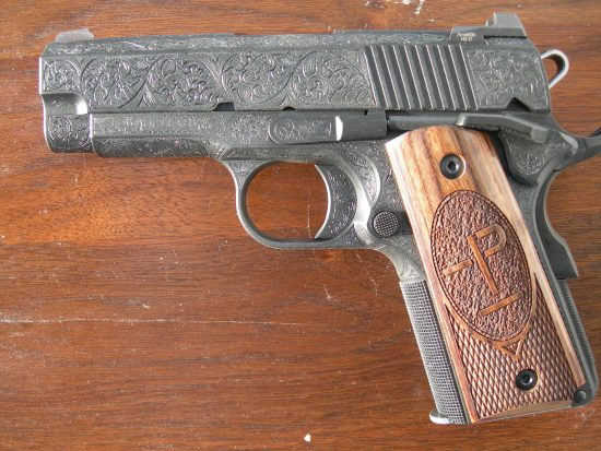 Dan Wesson BBQ Gun