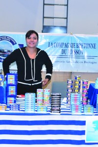Salon-Saveur-Gourmandises-Cerny- Essonne-Conserves de la Mer