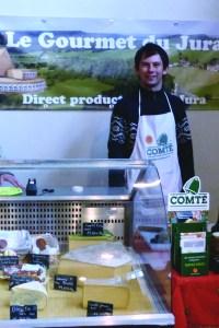 Salon-Saveur-Gourmandises-Cerny- Essonne-Gourmet du Jura